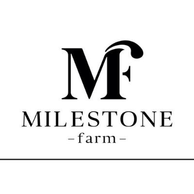 Sponsorlogo Milestone Farm